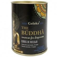 Conos de reflujo Goloka Budha