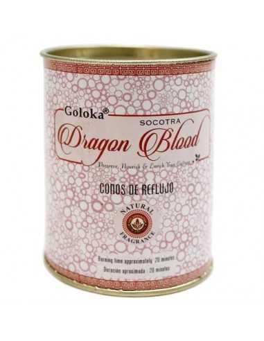 Conos de reflujo Goloka Sangre de Dragon