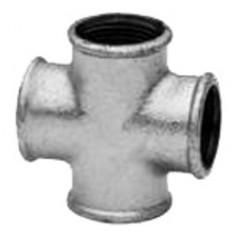 Cruz hierro galvanizado
