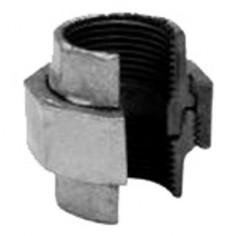 Enlace H-H hierro galvanizado
