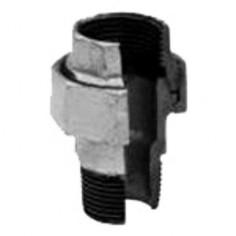 Enlace M-H hierro galvanizado