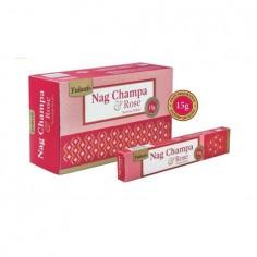 Tulasi Nag Champa Rosa