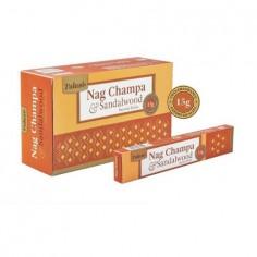 Tulasi Nag Champa Sándalo