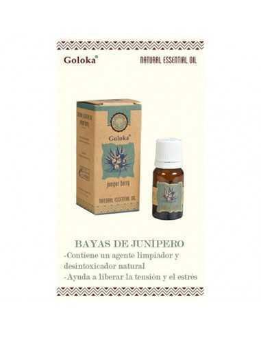 Aceite esencial natural Juniper Berry...