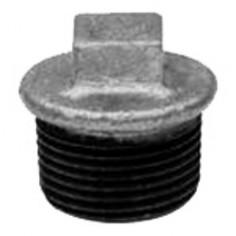 Tapón M hierro galvanizado