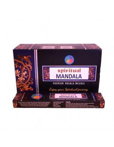 Sri Durga Spiritual Mandala