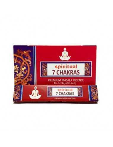 Sri Durga Spiritual 7 Chakras