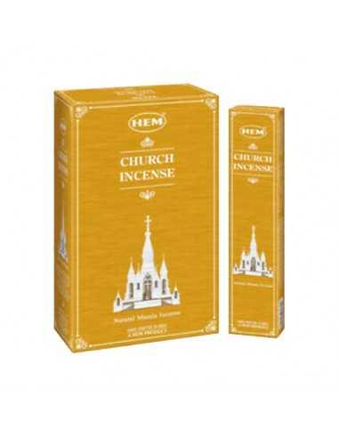 Incienso Church Iglesia HEM