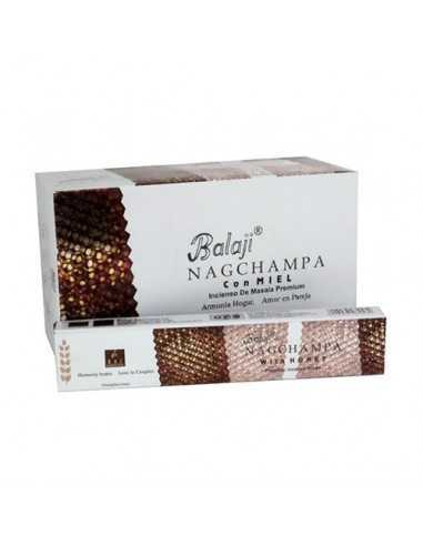 Balaji Nag Champa con Miel