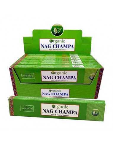 Incienso Nandita Organic Nag Champa
