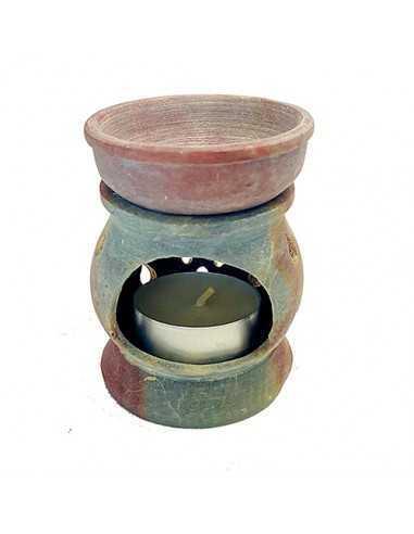 Quemador de aceite de piedra