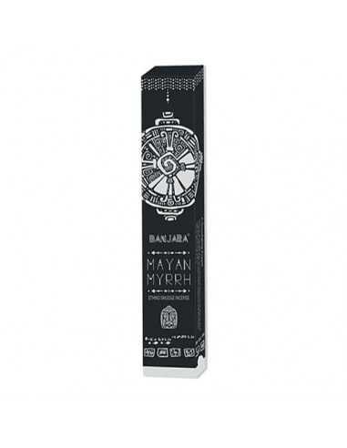 Incienso Banjara Mayan Myrrh