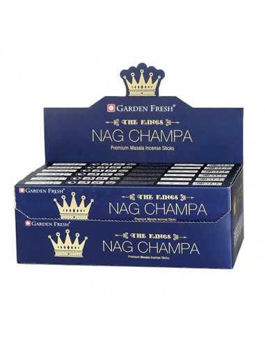 Incienso de Nag Champa de Garden Fresh
