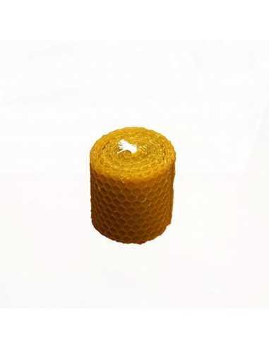 Velas de Miel 5 X 5 centímetros