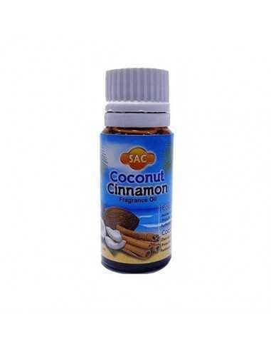 Aceite aromático SAC Coco Canela