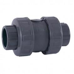 Válvula retención PVC