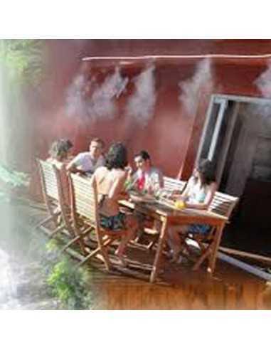 Kit de nebulizacion para terrazas...