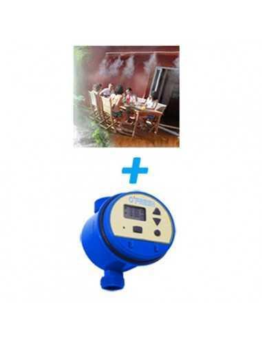 Kit de nebulización + Temporizador