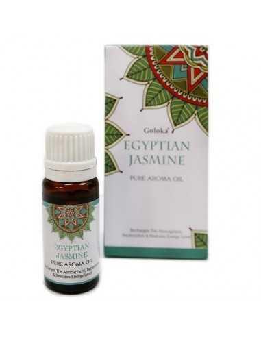 Aceite aromático Goloka Jazmin