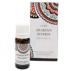 Aceite aromático Goloka Mirra