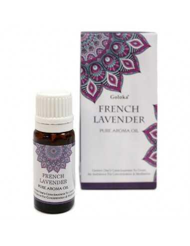 Aceite aromático Goloka Lavanda