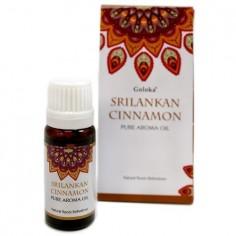 Aceite aromático Goloka Canela