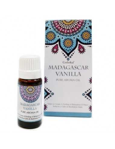 Aceite aromático Goloka Vainilla