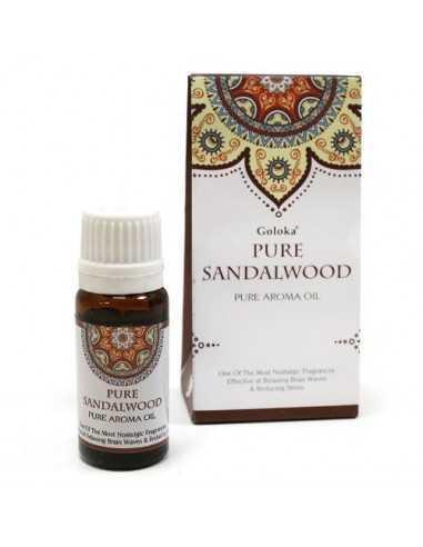 Aceite aromático Goloka Sandalo