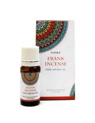 Aceite aromático Goloka Incienso