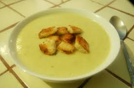 receta de crema de calabacin